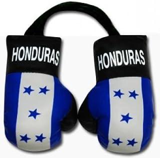 Minigants de boxe Motif drapeau du Honduras
