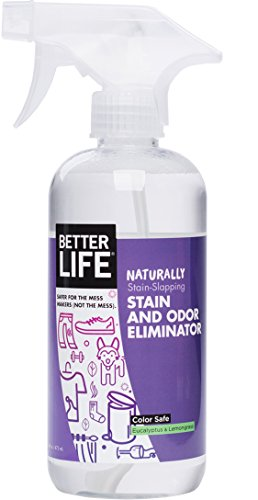 Better Life Natural Plant Based Stain &