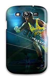 Top Quality Case Cover For Galaxy S3 Case With Nice Chris Paul Appearance