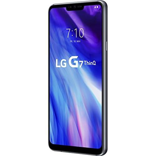 chollos oferta descuentos barato LG G7 ThinQ LMG710EM 15 5 cm 6 1 4 GB 64 GB 4G Platino 3000 mAh Smartphone 15 5 cm 6 1 4 GB 64 GB 16 MP Android 8 0 Platino