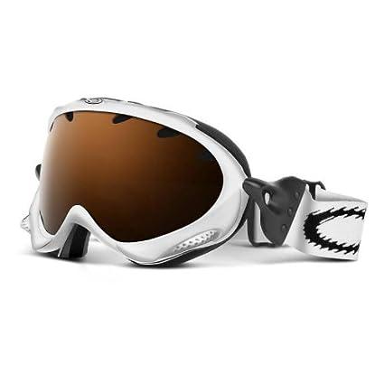 2c8ce3afd4a Amazon.com   Oakley WISDOM MATTE WHITE   Sporting Goods   Sports   Outdoors