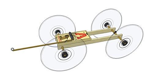 Amazon Little Moe Mousetrap Car Kit By Doc Fizzix Toys Games