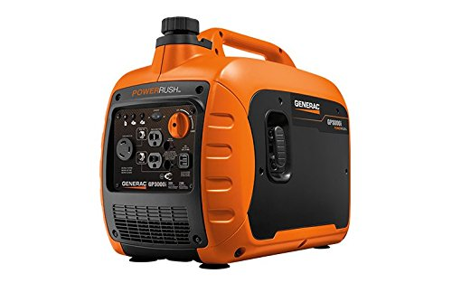Generac GP3000i Super Quiet Inverter Generator - 3000...