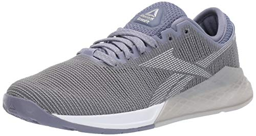 Reebok Women's Nano 9 Cross Trainer, Washed Indigo/DENDUS/White, 11 M US