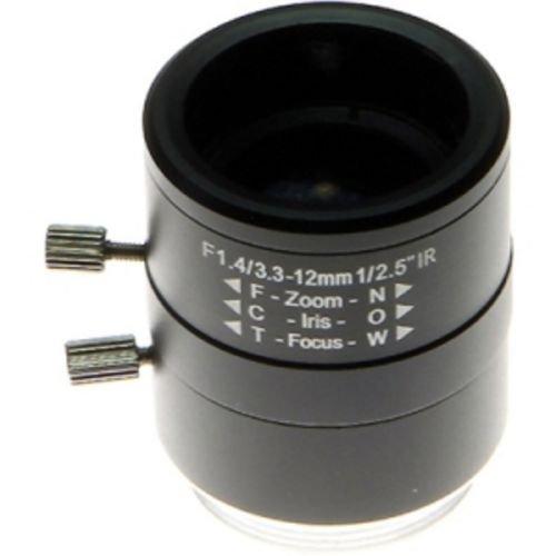 【破格値下げ】 Arecont 3.3 –/ 12 mm、1/ 2.5 Arecont、f1 3.3 . 4、cs-mount、IR corrected B005J00KK6, しぇんま屋:306bd53a --- staging.aidandore.com
