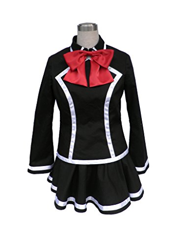 Quiz Halloween Costume (Mtxc Women's Quiz Magic Academy Cosplay Costume Magic Academy Female 1st Size XXX-Large)