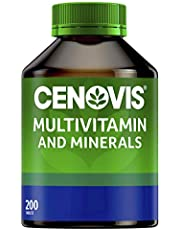 Cenovis Multivitamin and Minerals - General wellbeing - Supports energy levels and healthy immune system