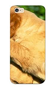 ABMZD0YehAW Freshmilk Animals Dogs Canine Durable Iphone 6 Plus Tpu Flexible Soft Case With Design