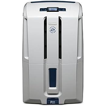 Amazon Delonghi 50 Pint Dehumidifier With Patented Pump