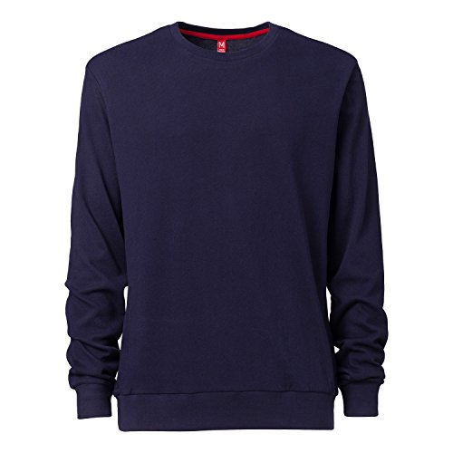 ThokkThokk TT29 Pullover Midnight Fairtrade GOTS