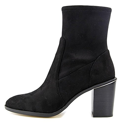 MICHAEL Michael Kors Womens Chase Ankle Boot Black 5VhdfxF