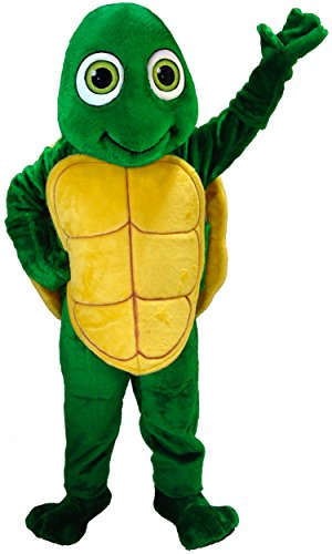 Happy Turtle Lightweight Mascot Costume -