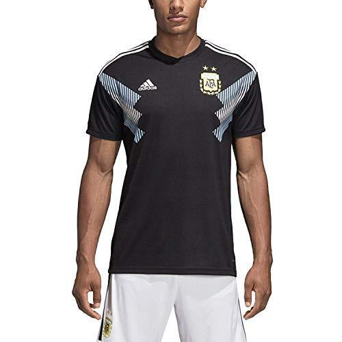 adidas Men's Soccer Argentina Away Jersey (Large)