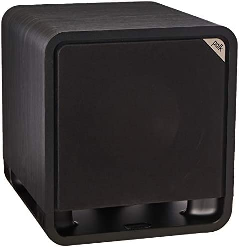 Polk Audio HTS 10 Powered Subwoofer with Power Port Technology