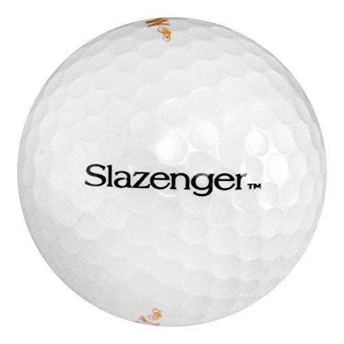 144 Slazenger Mix - Near Mint (AAAA) Grade - Recycled (Used) Golf Balls