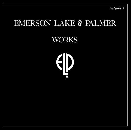 amazon works 1 emerson lake palmer 輸入盤 音楽