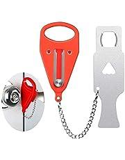 Door Lock Portable Locks Self-Defense Door Stop Travel Travel Accommodation Door Stopper Door Lock Security Device Quality