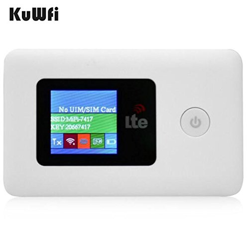 kuwfi PARTENAIRE WiFi Hotspot bolsillo Mbps cosido les móvil inalámbrico portátil Wi