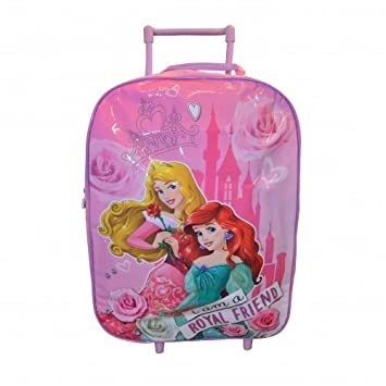 Disney Princess Sambro Trolley Bag  Amazon.co.uk  Toys   Games 1ceaf6fc73a9f