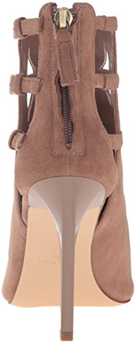 Suede West Nine Boot Laulani Natural Women's xY6A7qTA