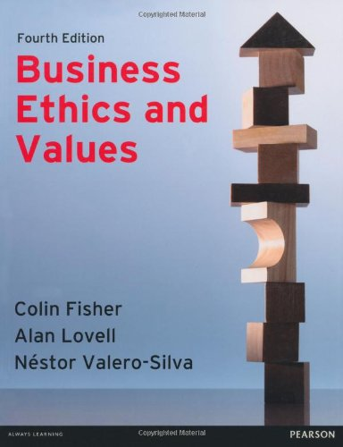 Business Ethics & Values, 4th ed.