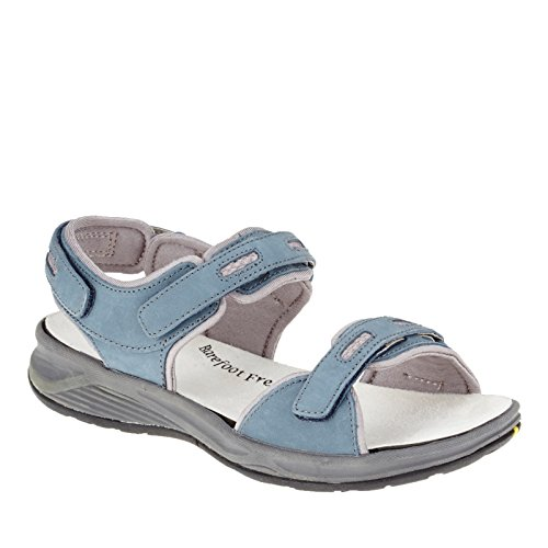 sandals Drew Cascade Women's Nubuck 8 W Denim IwxwpAS