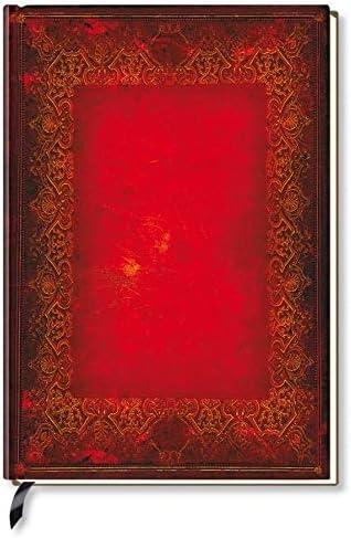 ALPHA EDITION GmbH Premium Book Red Book Notizbuch liniert