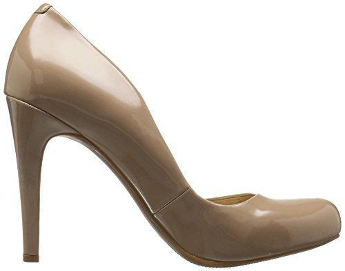 Jessica Calie Patent Nude Women's Pump Simpson qqPTR
