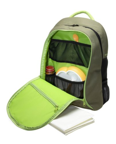 df7eb2df96a Amazon.com   BABYBJORN Diaper Backpack Active - Green Lime (Discontinued by  Manufacturer)   Diaper Tote Bags   Baby