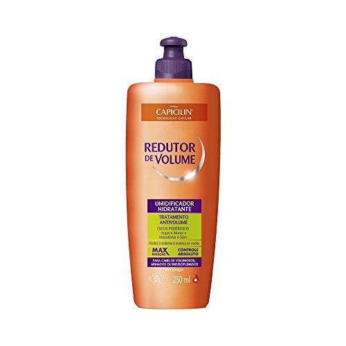 Linha Redutor de Volume Capicilin - Umidificador Hidratante 250 Ml - (Capicilin Volume Reducer Collection - Wet Look Hair Moisturizer 8.45 Fl Oz) (Reducer Collection)