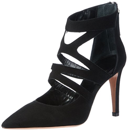 Nero Sissi Oxitaly Women''s Heels 12 nero Toe Black Closed C67CA8qnw