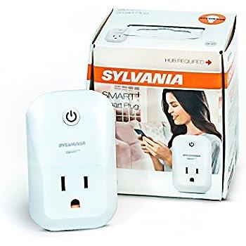 Ge Enbrighten Z Wave Plus Smart Plug 1 Grounded Outlet