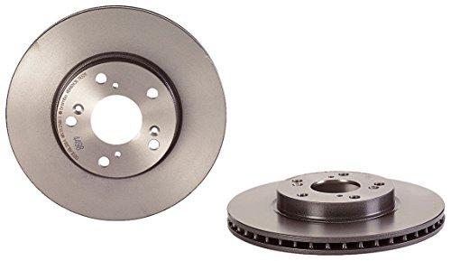 Brembo 09.7932.11 UV Coated Front Disc Brake Rotor