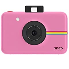 Nostalgic Polaroid instant photography in a modern package   Polaroid Snap is the brand's newest addition to its expanding instant digital camera line, delivering signature Polaroid instant simplicity and spontaneity in a pocket-sized form I...