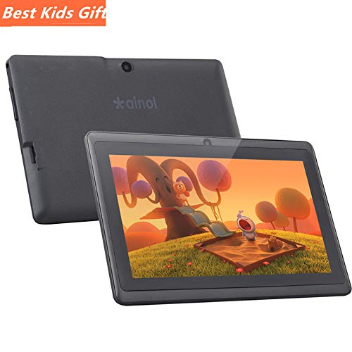 Ainol Q88 7 inch Eye-Protection Education Tablet Standable Sicicone Case Adult Mode and Child Mode Android Gifts for Children Infant Toddlers Kids Dual Camera WiFi External 3G by AINOL