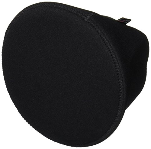LensCoat Hoodie XX Large lens  neoprene protection (Black) LCH2XLBK ()
