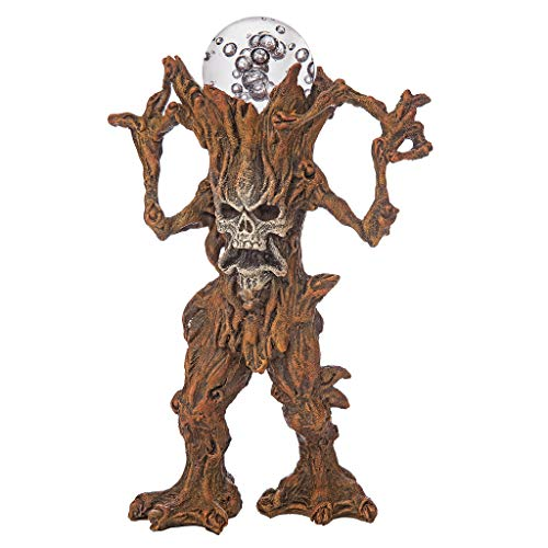 - Design Toscano Quaking Aspen and The Mystic Orb of Life Statue