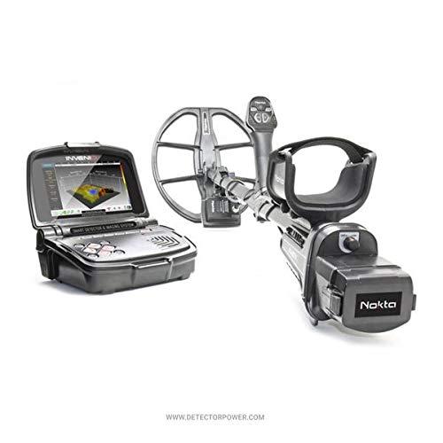 Nokta Invenio Pro Detector de Metales: Amazon.es: Jardín