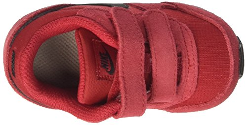 Nike Jungen Md Runner 2 (Tdv) Sneaker Mehrfarbig (Gym Red/black/cobblestone)