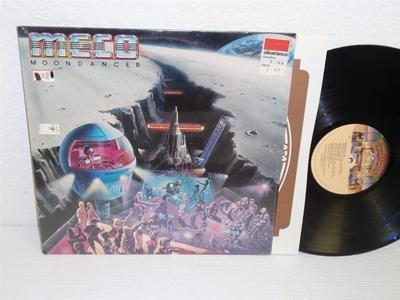Price comparison product image MECO Moondancer LP Casablanca NBLP-7155-DJ (1979) VG+ original album in SHRINK