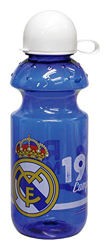 Real Madrid - Botella de plastico, 400 ml (Cyp Imports S.L.)