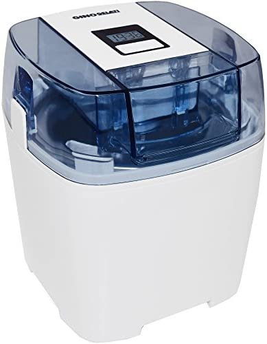B-Ware Gino Gelati ICD-30W Digitale Eismaschine Frozen Yogurt Maschine ICD-30W