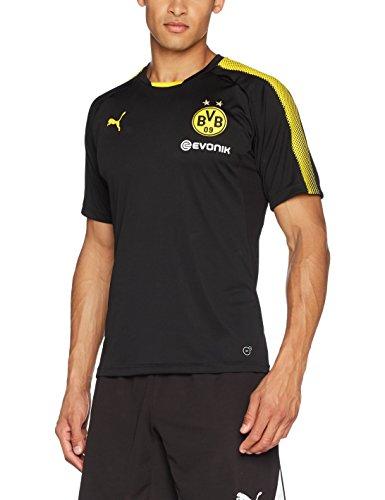 Borussia Dortmund Training Jersey 2017/18 (Black)-XX-Large Adults