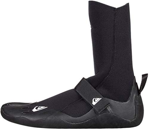 Quiksilver Mens 5Mm Syncro - Round Toe Surf Boots for Men Round Toe Surf Boots
