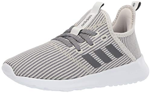 adidas Women's Cloudfoam Pure Sneaker, raw Night Metallic/Cloud White, 5 M ()