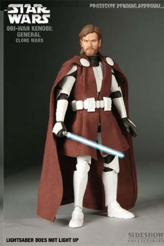 Sideshow Star Wars Obi-Wan Kenobi Order of the Jedi 12 Inch Figure New in Box