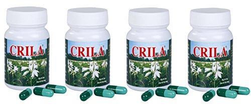 Crila Prostate Support - 100% Vietnamese Crinum Latifolium L. var. – Safe Alternative to Saw Palmetto – For Men with Benign Prostatic Hyperplasia (BPH) – For Women with Fibroid Uterus Conditions