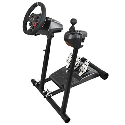 VEVOR Playseat Driving Simulator Cockpit Gaming Chair with Gear Shifter Mount with Gear Shifter Mount for PS3 PS4 XBOX Chair Not Included (Deluxe) by VEVOR