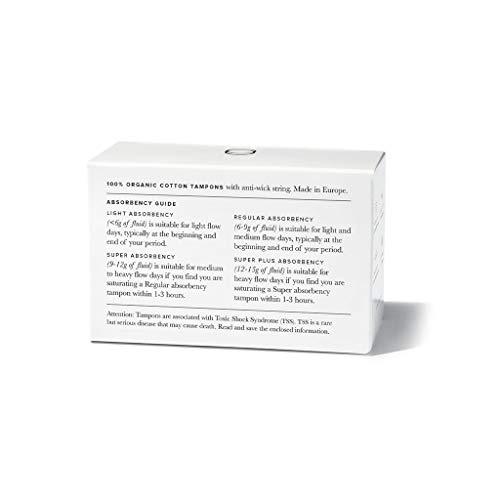Buy tampons that don't leak