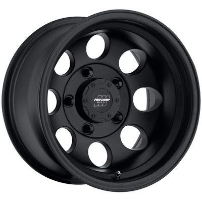 PRO COMP Series 69 Vintage Matte Black (17x9 / 5x5 / 0mm) ()